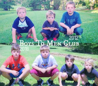 Boys to Men Club